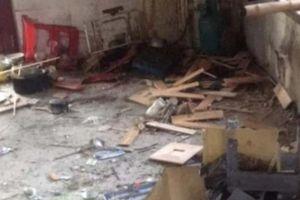 Từ Bắc Giang vào Nghệ An dùng mìn kích nổ nhà cô gái vì mâu thuẫn
