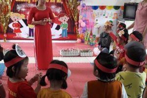 Thái Nguyên: Trường Mầm Non Tân Lợi - Điển hình về tinh thần sáng tạo và chất lượng giáo dục