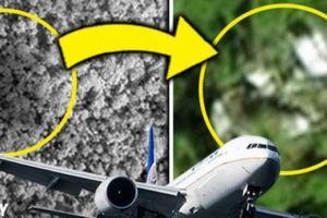 Hình ảnh 'máy bay MH370 ở rừng Campuchia' có từ bao giờ?