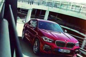 BMW X4 hoàn toàn mới sắp có mặt tại Việt Nam
