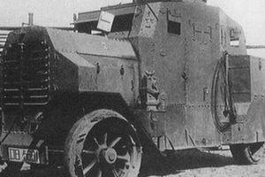 Những xe quân sự kỳ quái trong chiến tranh thế giới thứ nhất