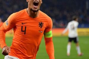 Van Dijk đưa Hà Lan vào bán kết Nations League nhờ bí quyết 'liều ăn nhiều'