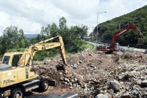 Các tỉnh Nam Trung Bộ khẩn trương khắc phục hậu quả thiên tai