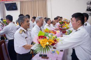 Học viện Hải quân tổ chức gặp mặt kỷ niệm Ngày Nhà giáo Việt Nam