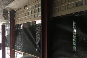 Đã đình chỉ thi công đối với căn hộ vi phạm trật tự xây dựng