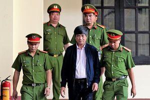 Bị cáo Nguyễn Thanh Hóa: 'Thực chất tội của tôi là không làm hết trách nhiệm, để tội phạm xảy ra'