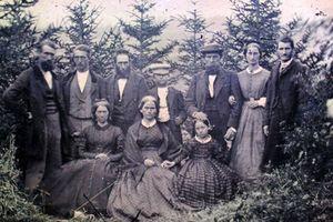 Những bức ảnh gây ngỡ ngàng về thế giới thế kỷ 19 (1)
