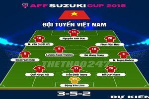 Đội hình nào giúp ĐT Việt Nam 'điều trị' Myanmar tại AFF Cup 2018?