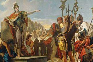 Chân dung những danh tướng huyền thoại của đế chế La Mã