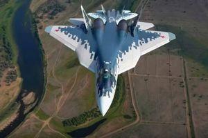 Nga công bố video chuyến bay của Su-57 tại Syria