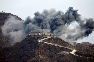 Bình Nhưỡng bắt đầu phá hủy các đồn bảo vệ dọc theo biên giới liên Triều