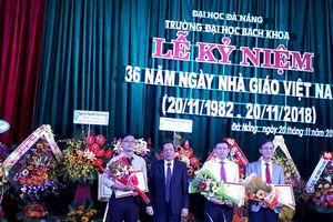 Các cơ sở giáo dục đại học ở miền Trung đón nhận nhiều niềm vui trong ngày 20/11
