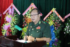 Trường Trung cấp Biên phòng 2 tổ chức lễ kỷ niệm 36 năm Ngày Nhà giáo Việt Nam