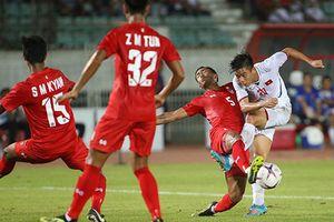 Việt Nam chia điểm trước Myanmar, Campuchia có chiến thắng đầu tiên