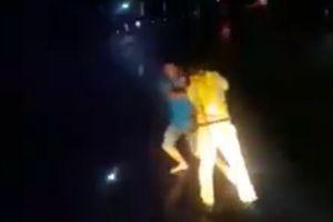 Tranh cãi vụ 'CSGT bị tố đánh nhau với tài xế'