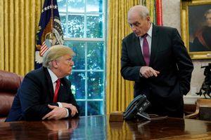 Nhà Trắng trước cơn biến động nhân sự mới