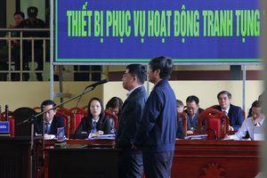 Lời khai bất ngờ của cựu thiếu tướng Nguyễn Thanh Hóa