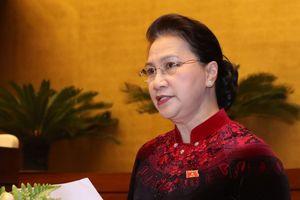 Chủ tịch Quốc hội: Người được lấy phiếu tín nhiệm phải nghiêm túc rút kinh nghiệm