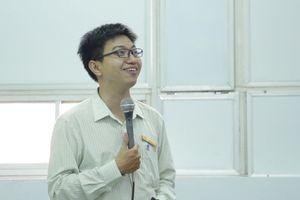 Mừng Ngày Nhà giáo Việt Nam 20.11: Thầy giáo dạy học bằng... nụ cười