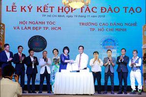 Ra mắt Hội ngành tóc và làm đẹp TP.HCM