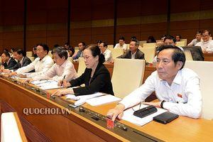Quốc hội thông qua Dự thảo Luật Đặc xá (sửa đổi)
