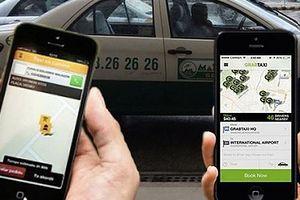 Taxi công nghệ và truyền thống 'bẻ lái' chung một hành lang pháp lý
