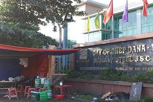Văn phòng Chính phủ yêu cầu Đà Nẵng giải quyết vụ 2 nhà máy thép Dana