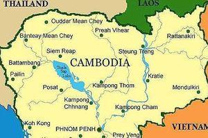 Campuchia bác bỏ tin về căn cứ hải quân Trung Quốc