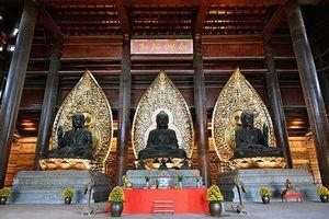 Những báu vật bí ẩn ở chùa Tam Chúc