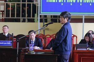 Cựu Thiếu tướng Nguyễn Thanh Hóa 'phản cung' tại tòa