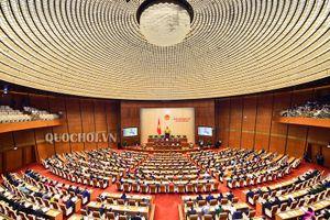Hôm nay (20/11): Bế mạc Kỳ họp thứ 6 Quốc hội khóa 14