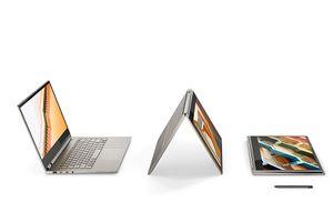 Lenovo ra mắt mẫu laptop biến hình Yoga C930