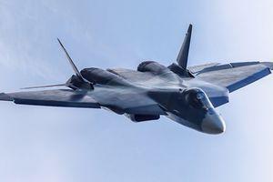 'Bóng ma bầu trời' Su-57 Nga tái xuất trên bầu trời Syria