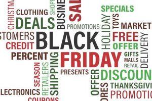 Kinh nghiệm mua hàng online dịp Black Friday 2018