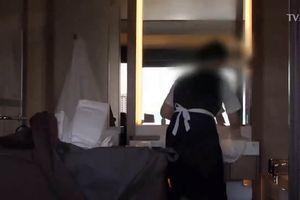Sự thật quy trình dọn dẹp 'siêu bẩn' trong khách sạn 5 sao?