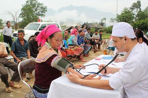 Trực tuyến: Phòng, chống bệnh không lây nhiễm tuyến y tế cơ sở