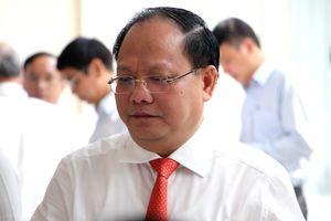 Ông Tất Thành Cang xin vắng buổi tiếp xúc cử tri vì 'việc bận đột xuất'