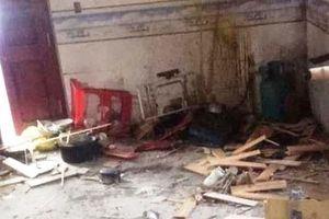 Mang mìn từ Bắc Giang vào Nghệ An kích nổ nhà đối thủ trong đêm