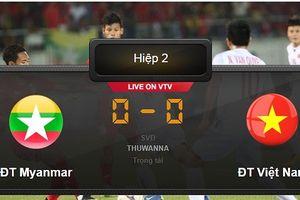 Kết quả bóng đá trận Việt Nam vs Myanmar hôm nay - AFF Cup 2018