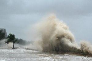 Lại xuất hiện áp thấp nhiệt đới áp sát biển Đông, có thể thành bão số 9