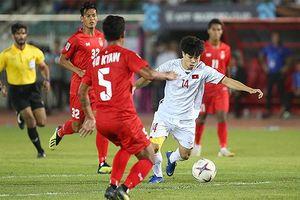 Myanmar (0) - (0) Việt Nam: Cơ hội chia đều cho cả hai