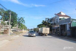 Nỗ lực nâng cấp tuyến đường Diễn Ngọc đi Diễn Kim