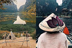 Cô gái 9X gợi ý 'tuyệt chiêu' đi 1 ngày ghé thăm được 3 địa điểm đẹp như mơ ở Ninh Bình hoàn toàn bằng xe khách và taxi
