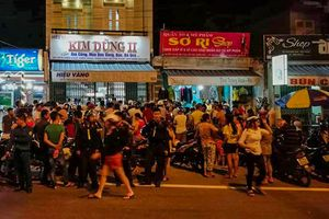 Truy tìm đối tượng cầm búa cướp tiệm vàng ở Quảng Nam