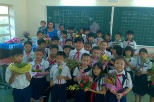 Giáo viên hạnh phúc, học trò an vui