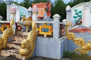 Quảng Bình: Tháo dỡ các lấn chiếm hồ thủy lợi An Mã vẫn tình trạng... làm cho có!