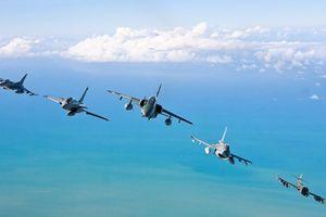 Brazil tổ chức tập trung không quân quốc tế lớn nhất từ trước tới nay