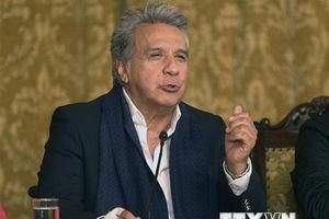 Tổng thống Ecuador nỗ lực thúc đẩy tiến trình gia nhập OECD