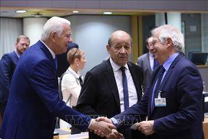 EU hướng tới tự chủ về an ninh - quốc phòng