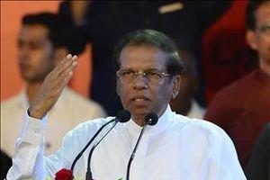 Cảnh sát Sri Lanka phục chức cho Chánh thanh tra N. Silva